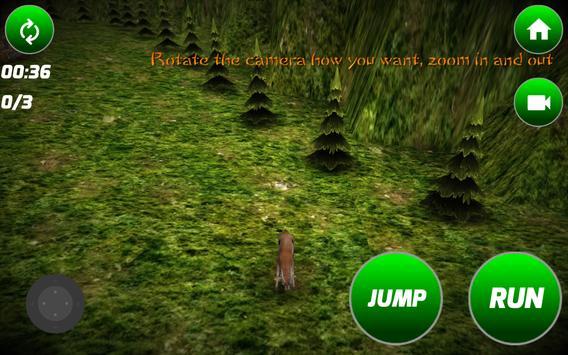 Beautiful Gazelle Simulator apk screenshot