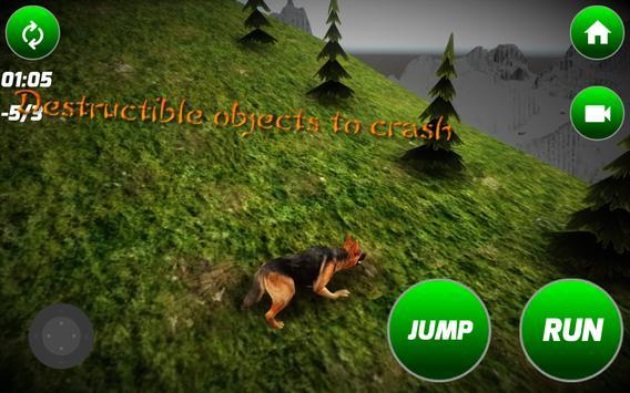 German Wolf Simulator apk screenshot