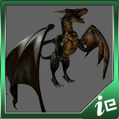 Dangerous Dragon Simulator icon