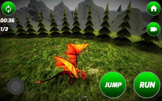Dangerous Dragon Simulator apk screenshot