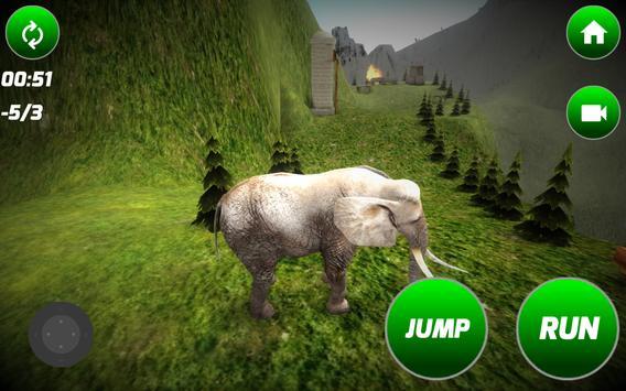 Big Elephant Simulator apk screenshot