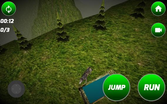 Big Forest Wolf Simulator apk screenshot