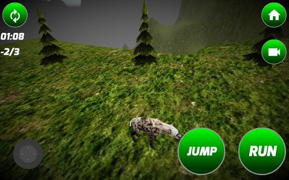Flexible Hyena Simulator screenshot 4