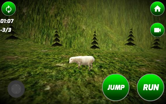 Beautiful Sheep Simulator apk screenshot