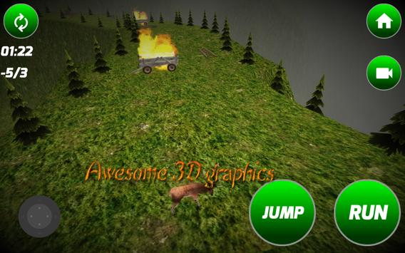 Beautiful Stag Simulator apk screenshot