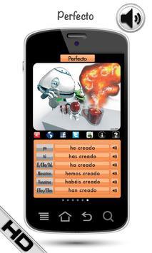 Free Spanish Verbs screenshot 6