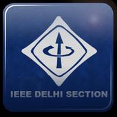 IEEE Delhi-Section icon