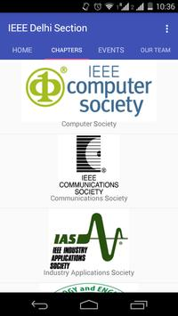 IEEE Delhi-Section apk screenshot