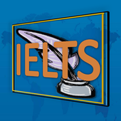 Complete IELTS practice tests icon