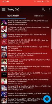 Nhạc Sàn - DJ - Remix apk screenshot