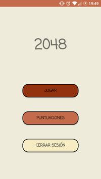 2048 - Goumes Edition apk screenshot