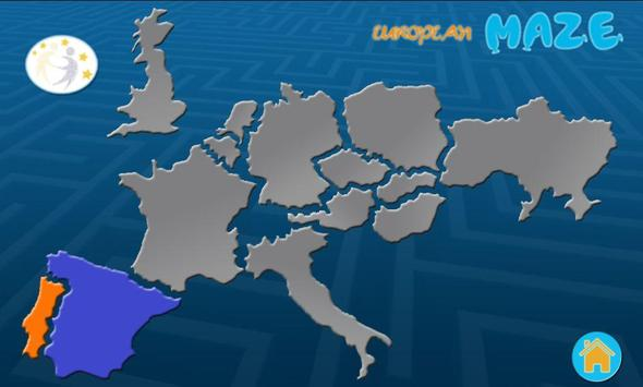 European Maze screenshot 2