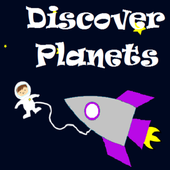 Discover Planets icon