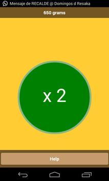 Pasta Calculator screenshot 3