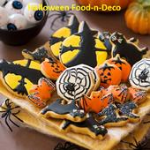 Halloween Food-n-Deco icon