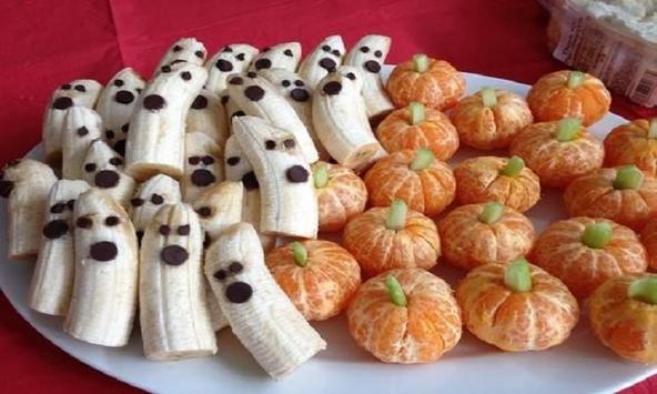 Halloween Food-n-Deco apk screenshot