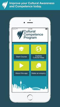 Cultural Competence Program - Business poster