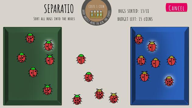 Separatio screenshot 2