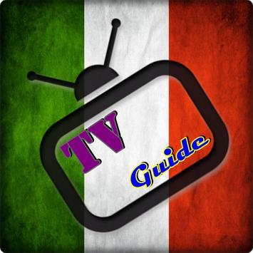 TV Italy Guide Free screenshot 1