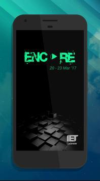 Encore IET 17 poster