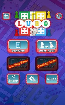 Ludo Master Board Game apk screenshot