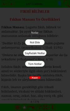 Şafi İlmihali screenshot 4