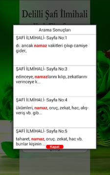 Şafi İlmihali screenshot 7