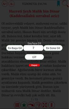 Tezkiretül Evliya screenshot 4
