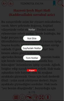 Tezkiretül Evliya screenshot 5