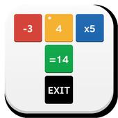 Escape number icon