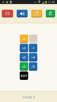 Escape number apk screenshot