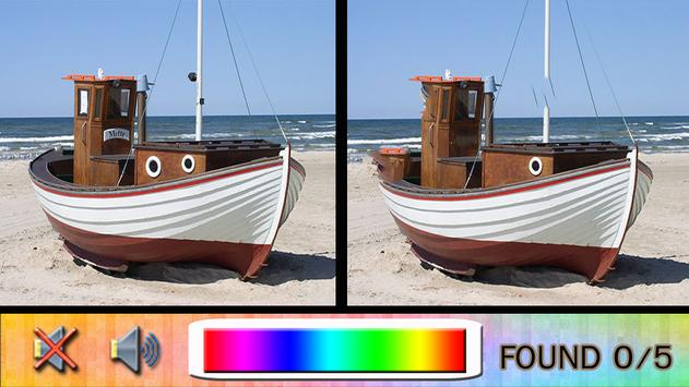 Find Difference sea screenshot 2