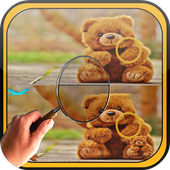 Find Difference bear icon