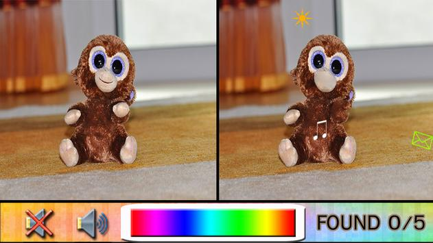 Find Difference monkey apk screenshot
