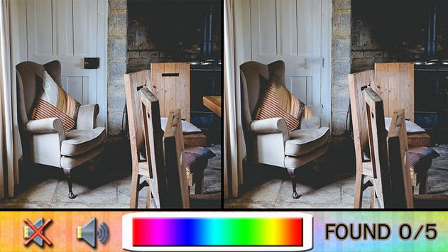Find Difference chair apk screenshot