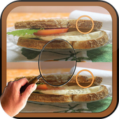 Find Difference breakfast icon