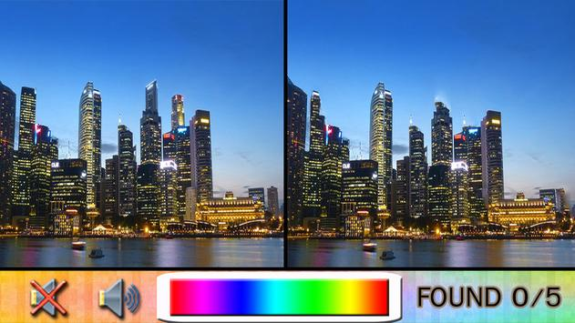 Find Difference in the city apk screenshot