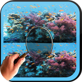 Find Difference under the sea icon
