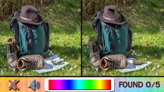 Find Difference the bag apk screenshot