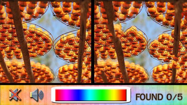 Find Difference orange screenshot 2