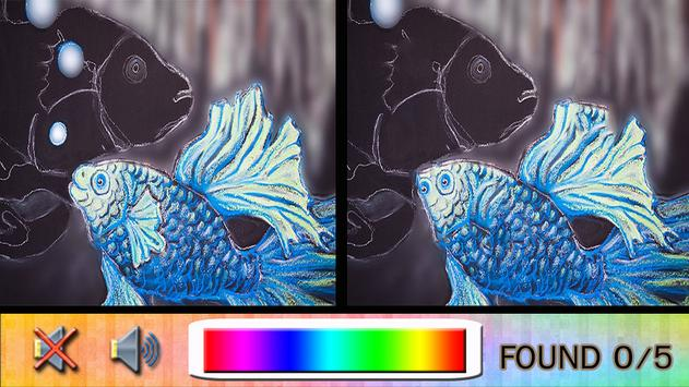 Find Difference clear blue screenshot 1