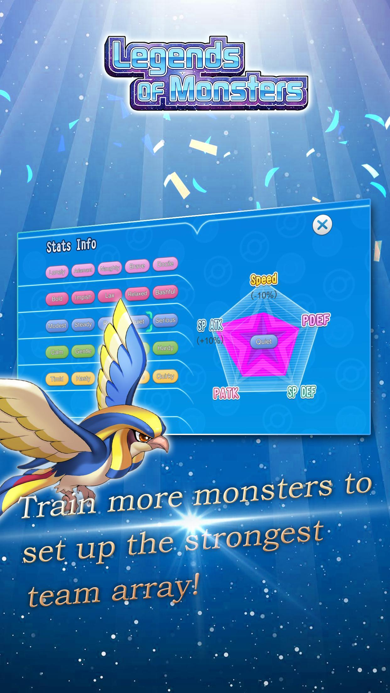 Legends of Monsters (Unreleased) for Android - APK Download
