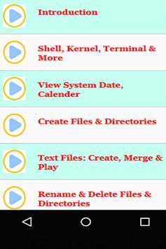 Shell Scripting Tutorials screenshot 7