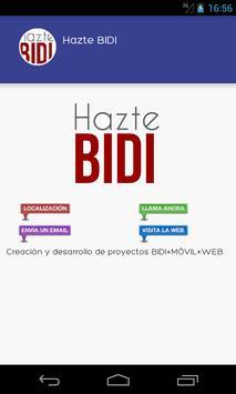 Huelva en Bidi apk screenshot