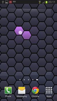 Hextile live wallpaper apk screenshot