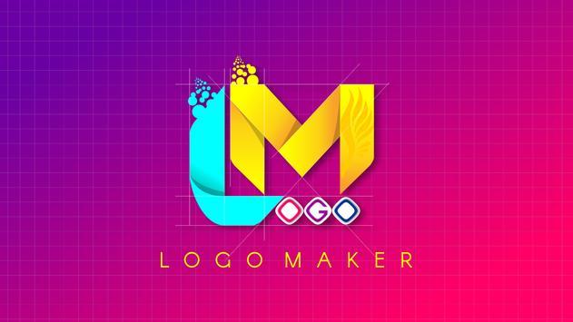 Logo Design And Professional Logo Maker poster