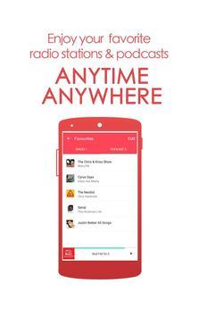 iFly Internet Radio & Podcast screenshot 1