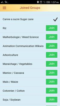 Wikwio Citizen Science App apk screenshot