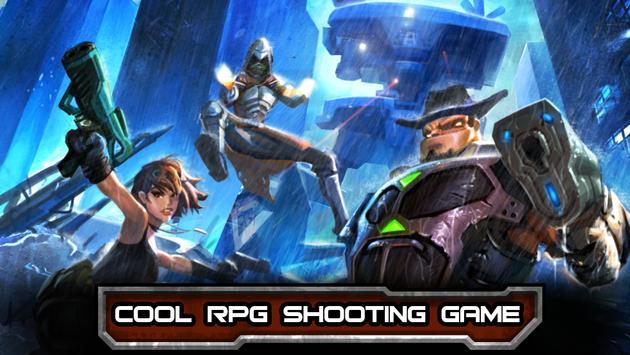 Bounty Hunter: Black Dawn apk screenshot