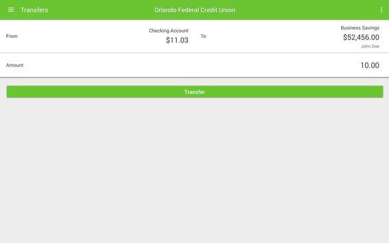 Orlando Federal Credit Union screenshot 6